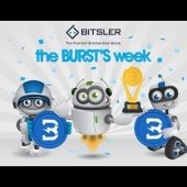 BURSTCOIN LIVE GAMBLING at www.BITSLER.win MTM Gaming Stacking Behind The Scenes!