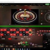 Epic LOL Roulette Dealer Falls Asleep and I Win Bitcoin at PlayBitStarz.com