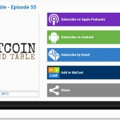 Interview on BitcoinRoundTable Podcast with Adam Guerbuez Jan, 30, 2019